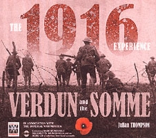 The 1916 Experience : Verdun and the Somme, Mixed media product Book