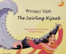 The Swirling Hijaab in Polish and English, Paperback Book
