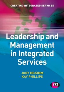 Leadership and Management in Integrated Services, Paperback Book