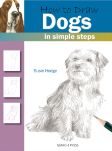How to Draw: Dogs, Paperback Book