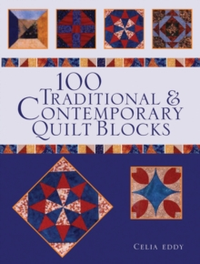 100 Traditional & Contemporary Quilt Blocks, Paperback Book