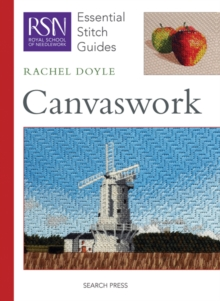 RSN Essential Stitch Guides: Canvaswork, Spiral bound Book