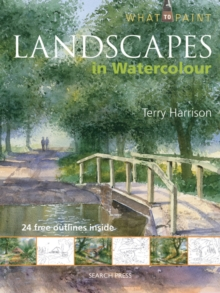 Landscapes in Watercolour, Paperback Book