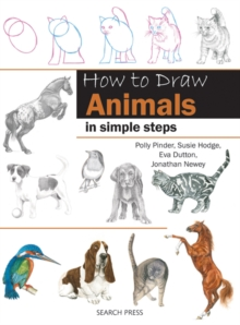 How to Draw: Animals : In Simple Steps, Paperback Book