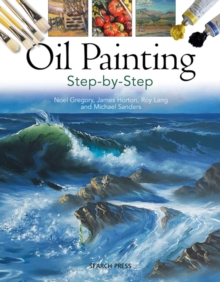 Oil Painting Step-by-step, Paperback Book