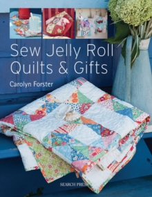 Sew Jelly Roll Quilts and Gifts, Paperback Book