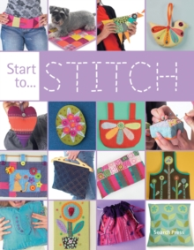 Start to Stitch, Paperback Book