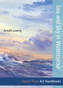 Sea and Sky in Watercolour (SBSLA21), Paperback Book