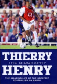 Thierry Henry, Hardback Book