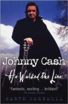 Johnny Cash : He Walked the Line, Paperback Book