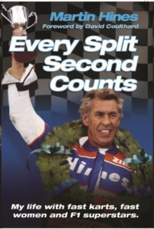 Every Split Second Counts, Hardback Book