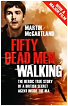 Fifty Dead Men Walking, Paperback Book