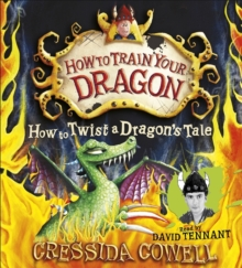 How to Twist a Dragon's Tale, CD-Audio Book