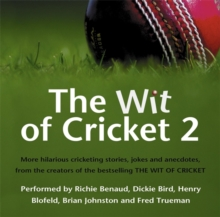 Wit of Cricket 2, CD-Audio Book