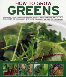 How to Grow Greens, Paperback Book