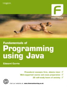 Fundamentals of Programming using Java, Paperback Book