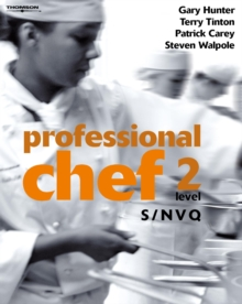 Professional Chef - Level 2 - S/NVQ, Paperback Book