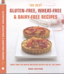 """The Best Gluten-Free, Wheat-Free & Dairy-Free Recipes"", Paperback Book"