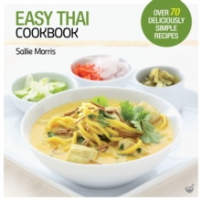 Easy Thai Cookbook, Paperback Book