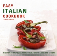 Easy Italian Cookbook, Paperback Book