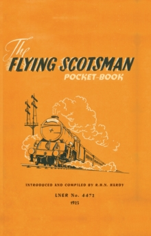 The Flying Scotsman Pocket-Book, Hardback Book