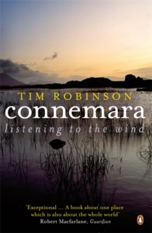 Connemara : Listening to the Wind, Paperback Book