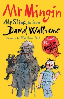 Mr Mingin (Mr Stink in Scots), Paperback Book