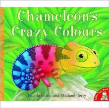 Chameleon's Crazy Colours, Paperback Book