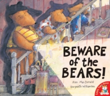 Beware of the Bears!, Paperback Book