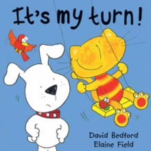 It's My Turn!, Hardback Book