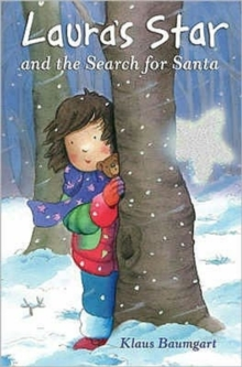 Laura's Star and the Search for Santa, Paperback Book