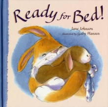 Ready for Bed!, Hardback Book