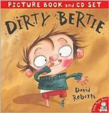 Dirty Bertie, Mixed media product Book