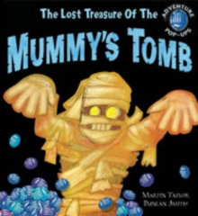The Lost Treasure of the Mummy's Tomb, Hardback Book
