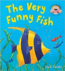 The Very Funny Fish, Hardback Book