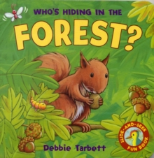 Who's Hiding in the Forest?, Board book Book