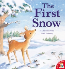 The First Snow, Paperback Book