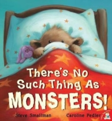 There's No Such Thing as Monsters!, Paperback Book