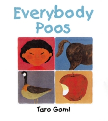 Everybody Poos, Paperback Book