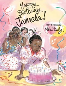 Happy Birthday, Jamela!, Paperback Book