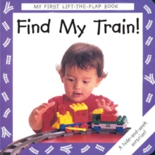Find My Train!, Board book Book
