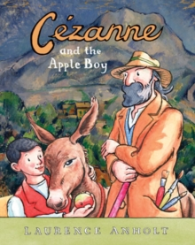 Caczanne and the Apple Boy, Hardback Book