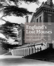 Englands Lost Houses, Paperback Book
