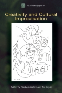 Creativity and Cultural Improvisation, Paperback / softback Book