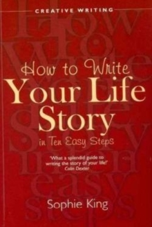 Write Your Life Story In Ten Easy Steps, Paperback Book
