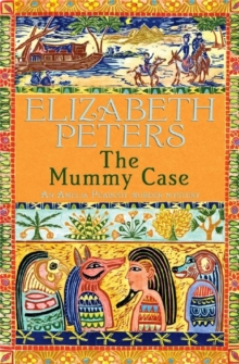 The Mummy Case, Paperback Book