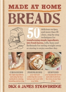 Made at Home: Breads, Hardback Book
