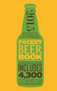 Pocket Beer Book, 2nd edition : The indispensable guide to the world's best craft & traditional beers - includes 4,300 beers