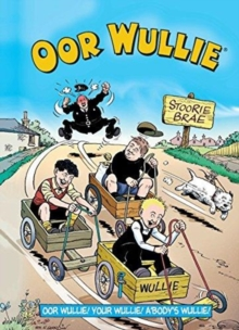 Oor Wullie Annual 2019, Paperback / softback Book