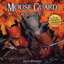 Mouse Guard : Autumn 1152, Hardback Book